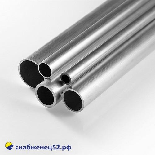 Труба алюминиевая (АД31Т1) наружный диаметр 12мм, стенка 1мм