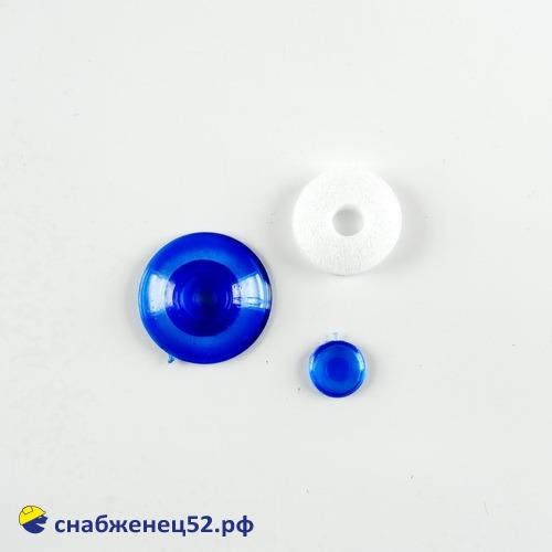 Термошайба универсальная синяя