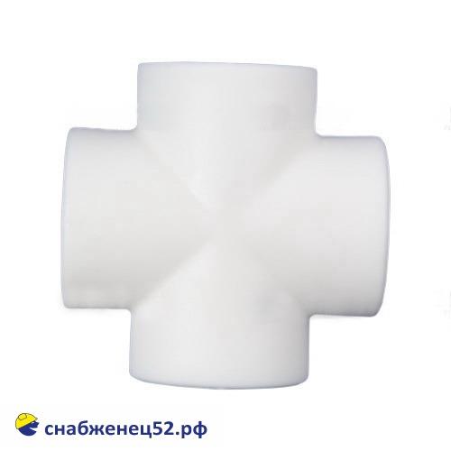 Крестовина полипропилен. 25