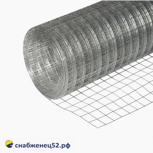 Сетка сварная оцинков. (п.м.) 50х60*1,6мм (1,5*50м)