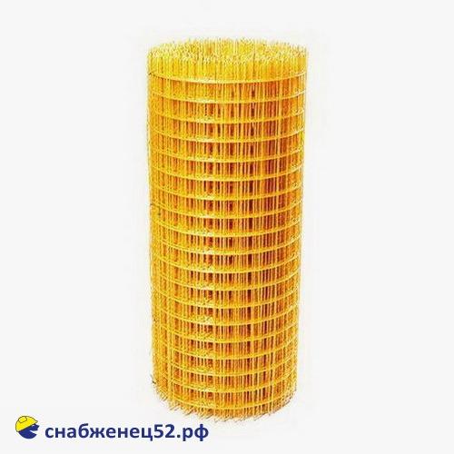 Сетка стеклопластиковая 50*50*2мм (1*50м)