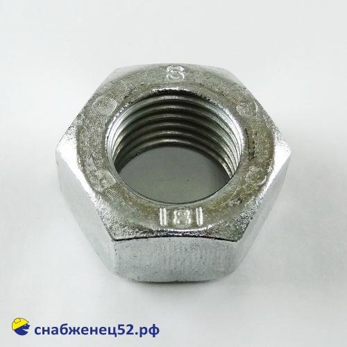 Гайка цинк М27 (ГОСТ 5915-70)